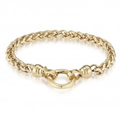 KAGI Gold Helix Bracelet