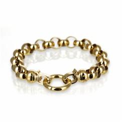 KAGI Gold Steel Me Bracelet