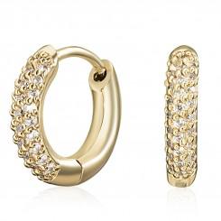 KAGI Gold Luxe Huggies - Medium
