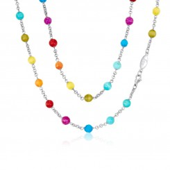 KAGI Colour Me Chain Necklace 95cm