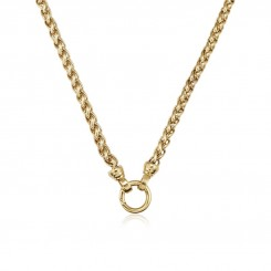KAGI Gold Helix Necklace - 49cm