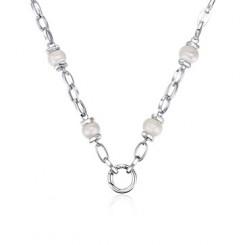 KAGI Silver Goddess 49cm Necklace