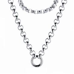 KAGI Steel Me 75cm Necklace