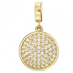 KAGI Gold Cosmos Pendant - Medium