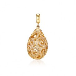 KAGI Gold Imperial Pendant - Medium