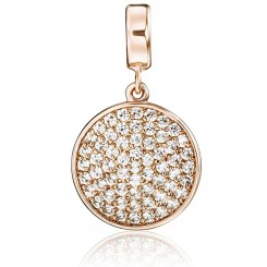 KAGI Cosmos Rose Gold Pendant - small