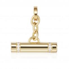 KAGI Gold Raise the Bar Pendant - Medium
