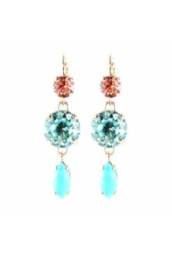 Mariana Jewellery E-1460 M1911 Earrings