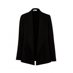 Mela Purdie Smoking Jacket - Crepe Double Knit