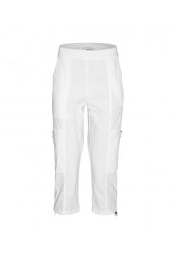 Mela Purdie Cropped Zip Cargo Pant - Microprene