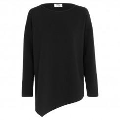Mela Purdie Angle Sweater - Ridge Knit