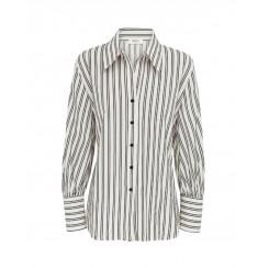 Mela Purdie Avenue Shirt - Samurai Stripe - Sale