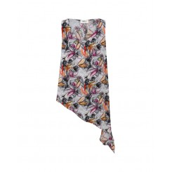 Mela Purdie Tie Side Audrey - Watercolour Floral - Sale