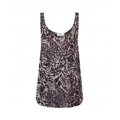 Mela Purdie Halo Tank - Tigress Print - Sale