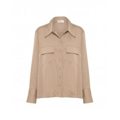 Mela Purdie Shimmer Shirt - Shimmer Twill - Sale