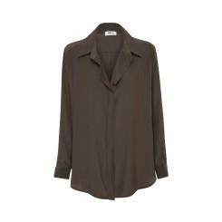 Mela Purdie Ribbon Shirt - Mousseline - Sale