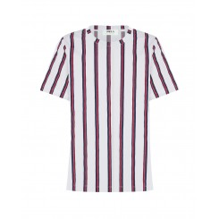 Mela Purdie Bermuda T - Federal Stripe Microprene - Sale