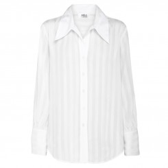 Mela Purdie Avenue Shirt - Ribbon Stripe Satin- Sale