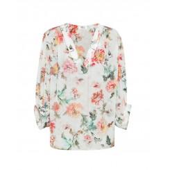 Mela Purdie Verandah T - Full Bloom Floral Print - Sale