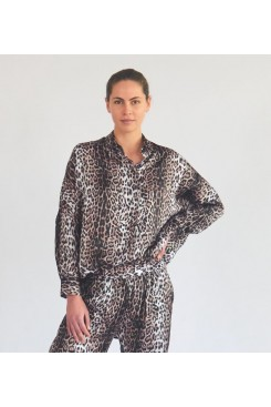 Mela Purdie Limitless Shirt - Wild Stripe Animal