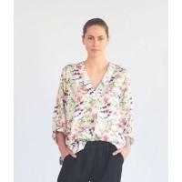 Mela Purdie Verandah T - Honeysuckle Floral
