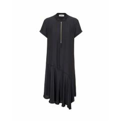 Mela Purdie Zip Sphere Dress - Mousseline