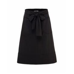 Mela Purdie Tie Skirt - Microprene
