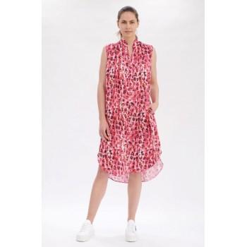 Mela Purdie Gravity Dress - Liquorice Leopard