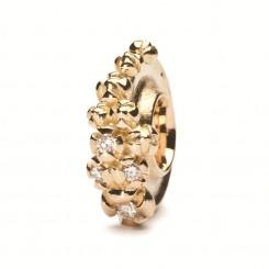 Bougainvillea with Diamonds, Gold