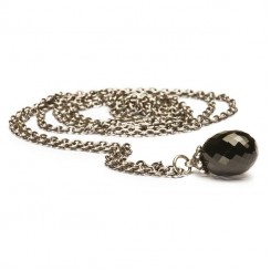 Fantasy Necklace with Onyx - 100cm