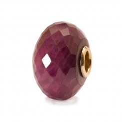 Ruby with 18k Gold Core