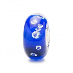 The Diamond Bead, Blue
