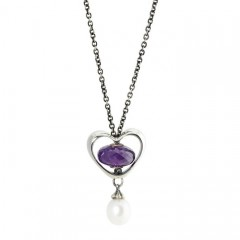 Trollbead Fantasy Necklace In Your Heart