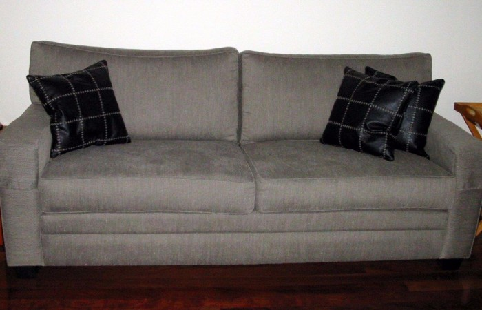Custom furniture and scatter cushions