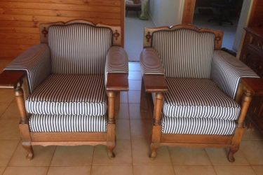 Lauder Armchairs - After