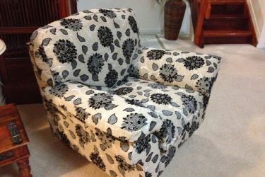 Chapel Hill Armchair - After