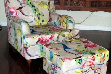 Wellers Hill Armchair - After